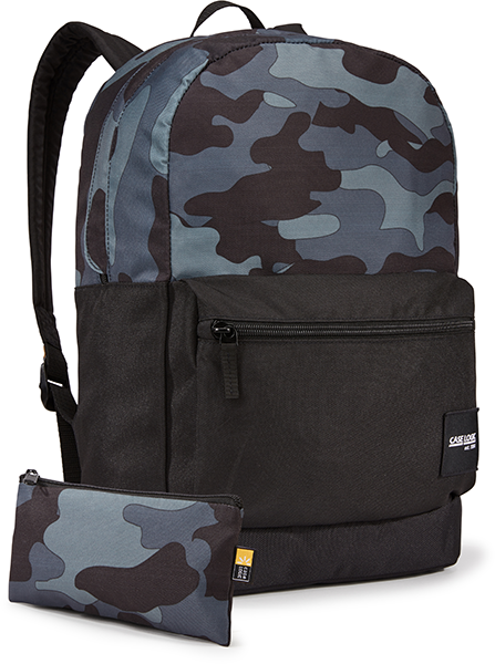 Case Logic Commence 15.6'' Notebook Sırt Çantası - Camo/Black