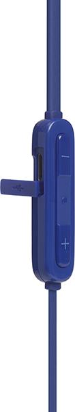 T110BT, Bluetooth Kulaklık, CT, IE, Mavi