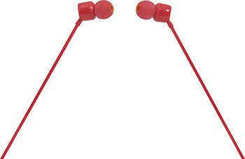 JBL T110 Kulak İçi Kulaklık - Red