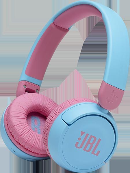 JBL JR310BT Kablosuz Kulak Üstü Çocuk Kulaklığı – Mavi