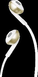 JBL T205 Kulak İçi Kulaklık – Champagne