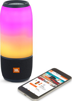 JBL Pulse 3 Taşınabilir Bluetooth Hoparlör – Black