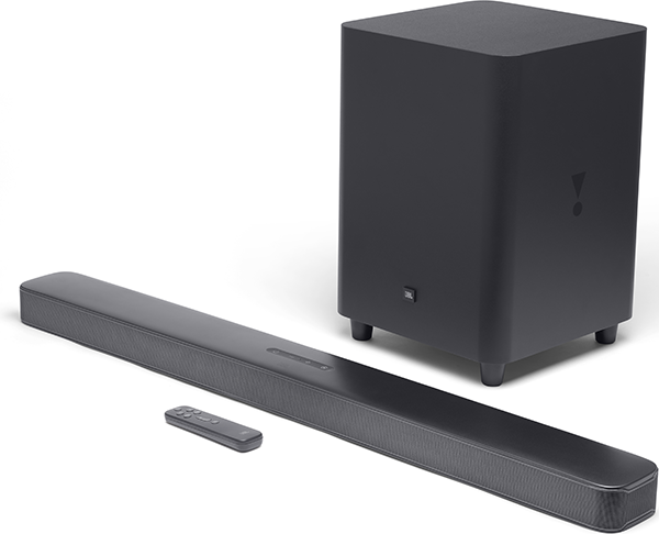 BAR 5.1 4K Surround Soundbar ve Wireless Subwoofer