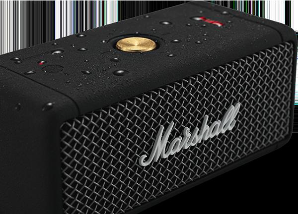 Marshall Emberton Taşınabilir Bluetooth Hoparlör - Black