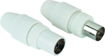 Anten Kablosu Uç Seti Koaksiyel Fiş&Soket