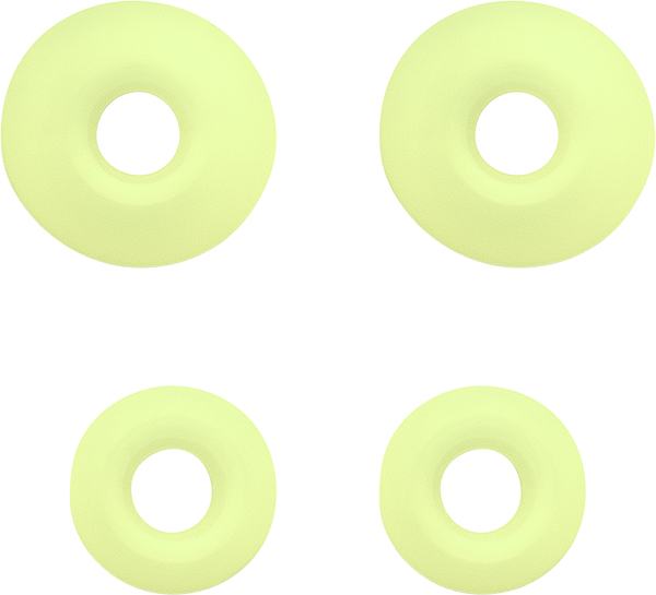 Endurance RUN Kulaklık,IE,CT,Black-Yellow