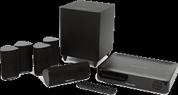 BDS635 Ses Sistemi, 4K, Wi-Fi , Bluetooth
