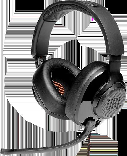 JBL Quantum 300 Gaming Kulak Üstü Kulaklık - Siyah