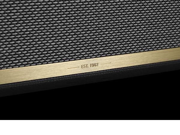 Marshall Woburn II Bluetooth Hoparlör - Black