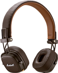 Marshall Major III Bluetooth, CT, Brown