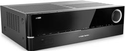 AVR161S/230, Audio Video Alıcısı, Siyah