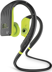 JBL Endurance Jump Kulak İçi Bluetooth Kulaklık - Black/Yellow