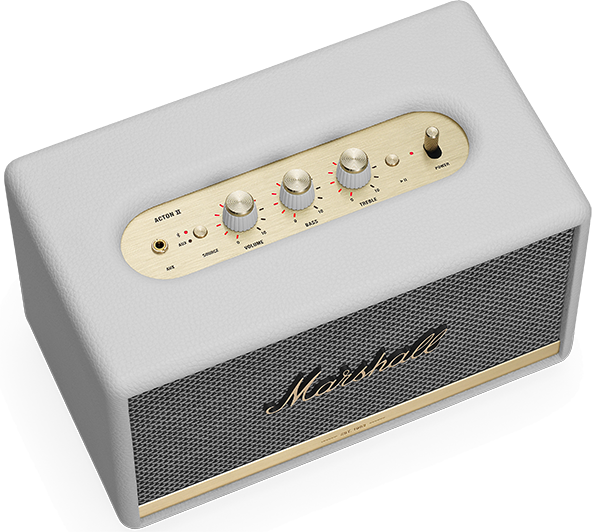 Marshall Acton II BT, White