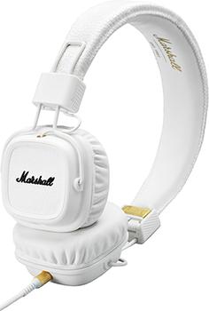 Marshall Major II, Control Talk, OE, White
