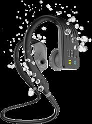 JBL Endurance Dive Kulak İçi Bluetooth Kulaklık - Black