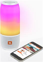 JBL Pulse 3 Taşınabilir Bluetooth Hoparlör – White