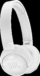 JBL T600BTNC Kulak Üstü ANC Bluetooth Kulaklık - White