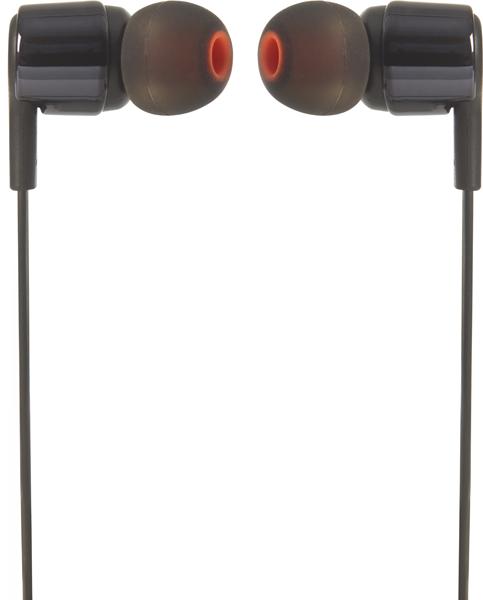 JBL T210 Kulak İçi Kulaklık - Black