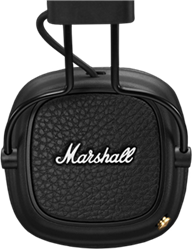 Marshall Major III Bluetooth, CT, Black