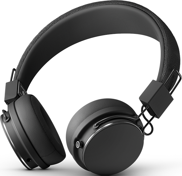 Urbanears Plattan II BT Kulak Üstü Bluetooth Kulaklık – Black