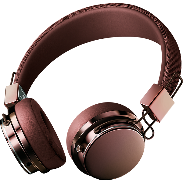 Urbanears, Plattan II BT, CT, OE, Cherry Brown
