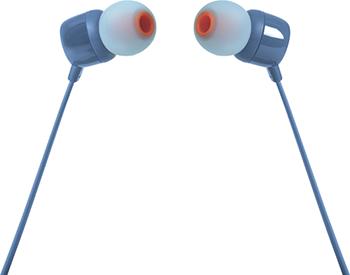 JBL T110 Kulak İçi Kulaklık - Blue