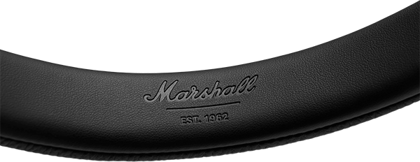 Marshall Major III Bluetooth, CT, Black