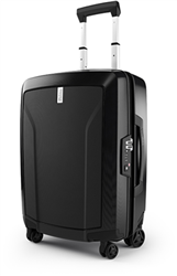 "Revolve Geniş Carry-On 55cm, 22"", Black"