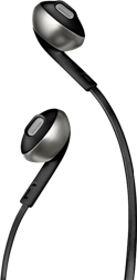 JBL T205 Kulak İçi Kulaklık – Black