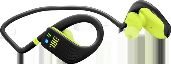 Endurance DIVE Bluetooth,IE,CT,Black-Yellow