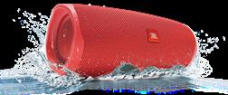 CHARGE4, Bluetooth Hoparlör, IPX7, Kırmızı