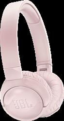 JBL T600BTNC Kulak Üstü ANC Bluetooth Kulaklık - Pink