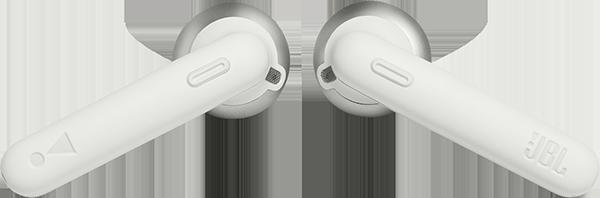 JBL Tune 220 TWS Kablosuz Kulak İçi Bluetooth Kulaklık – Beyaz