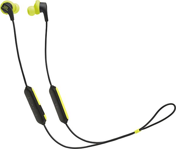 JBL Endurance RUN Kulak İçi Bluetooth Kulaklık - Black Yellow