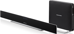 Sabre35, Wireless Soundbar Sistemi Sub+Cntr, Siyah