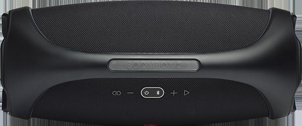 BOOMBOX 2, Bluetooth Hoparlör, Siyah