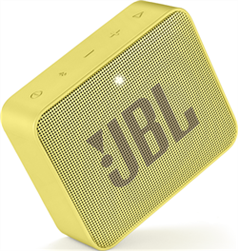 Go2, Bluetooth Hoparlör, Sarı