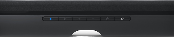 2.1-ch Soundbar with wireless active subwoofer