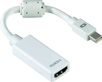 Adaptör Mini DisplayPort Fiş - HDMI Soket