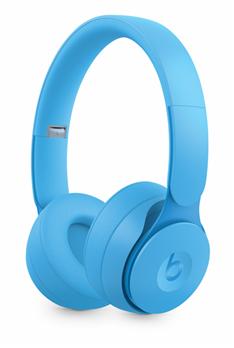 Beats Solo Pro Wireless NC Kulaklık Açık Mavi