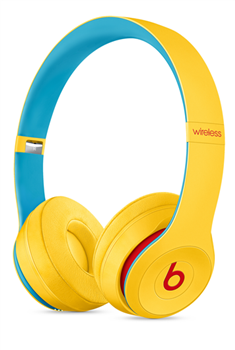 Beats Solo3 Wireless Kulaklık Club Col. Retro Sarı