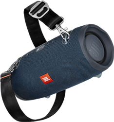 JBL Xtreme 2 Taşınabilir Bluetooth Hoparlör - Blue