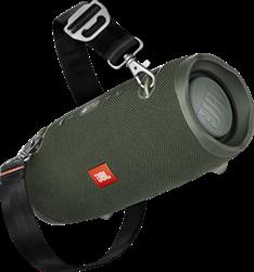 JBL Xtreme 2 Taşınabilir Bluetooth Hoparlör - Green