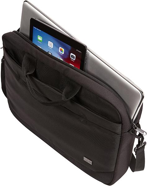 """Advantage Notebook Çantası, 15.6"""", Siyah"""