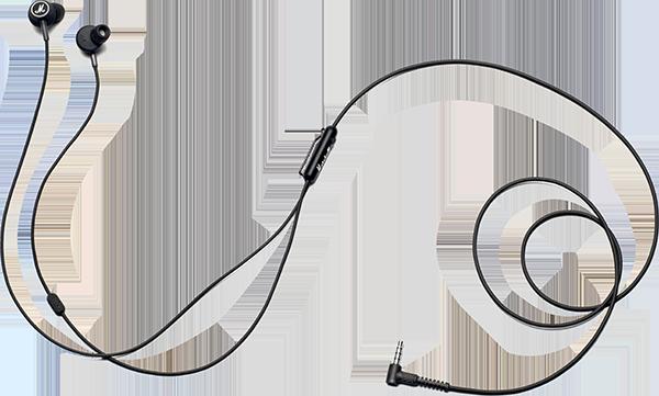 Marshall Mode Kulak İçi Kulaklık - Black