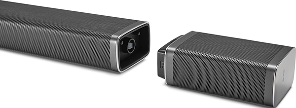 BAR 5.1 4K Ultra HD Soundbar ve TrueWireless Speak