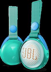 JBL Jr Pop Taşınabilir Bluetooth Hoparlör - Teal