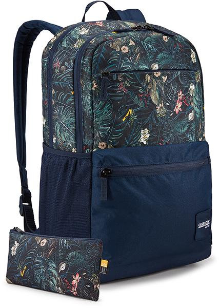 Case Logic Uplink 15.6'' Notebook Sırt Çantası - Tropic/Floral