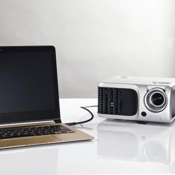 USB-C HDMI Kablo, Ultra HD, 1.80 m