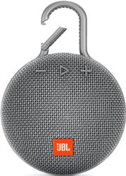 CLIP3, Bluetooth Hoparlör, IPX7, Grey